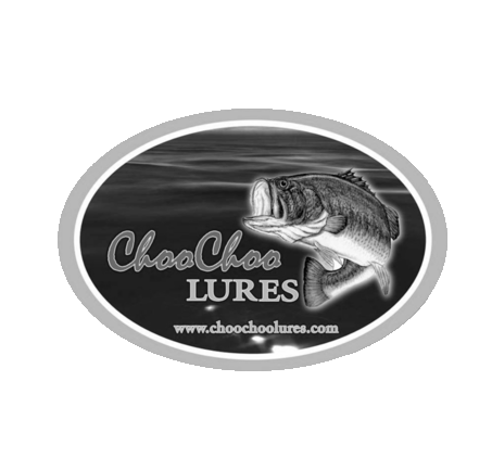 choochoo lures bw logo